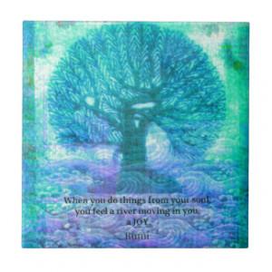 Rumi Quotes Tiles