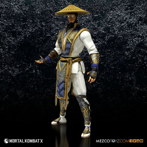 Reviewing: Mortal Kombat X : Raiden