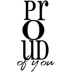 Elegant WordArt 2: Proud of You