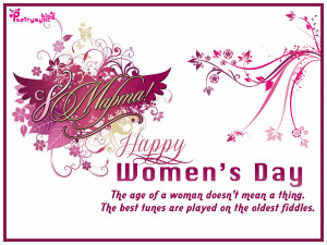 Happy International Women's Day Quotes with Card Images for Wishes 8 ...
