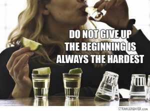 Inspirational Fitness Quotes, On Pictures Of Drunk People