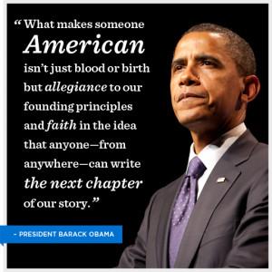 Obama Immigration Quotes