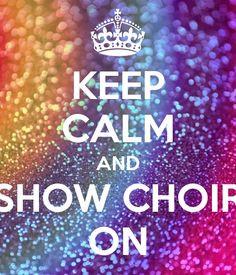 ... choir on more show choirs problems seasons start choirs 101 choirs