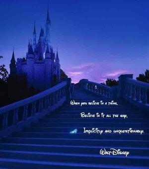 Walt Disney Quote - walt-disney-characters Photo