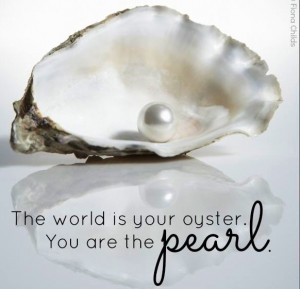 Pearl quote Via Fiona Childs on Facebook