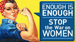 Acts of Violence Against Women: From India to the Congo to the USA