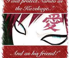 Tagged with gaara quotes