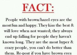 brown eyes, fact, quotes, sayings