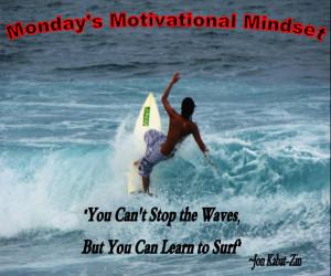 Monday's Motivational Mindset