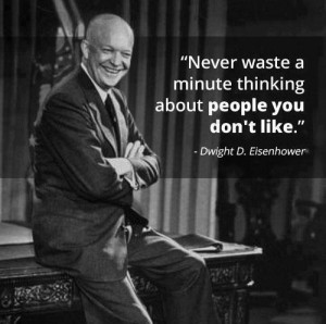 Ike Quote