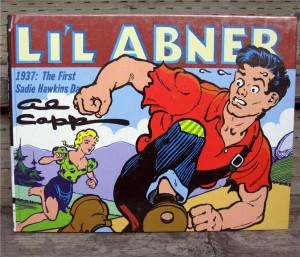Lil Abner Dailies Vol 3 1937 Hardcover 1st Al Capp LIL ABNER
