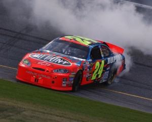 Post Daytona 500 quotes – Jeff Gordon.