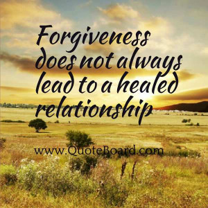 how to save your marriage,Forgiveness does not always lead to a healed ...