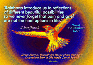 Quotes About Rainbow Poems