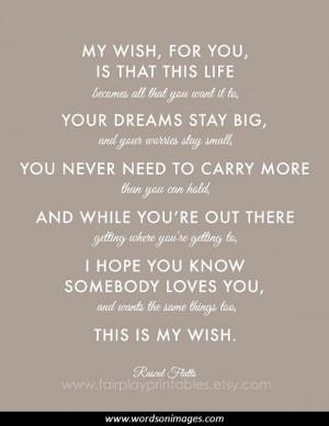 Graduation inspirational quotes
