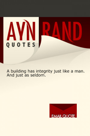 Download Ayn Rand Quotes iPhone iPad iOS