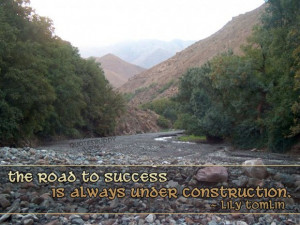 Famous Construction Quotes About Success: Success Quotes And The ...