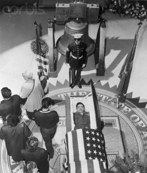 IRA Hayes Funeral