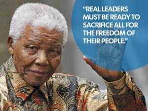 Mandela's Memo To Thomas Friedman About Israel & P