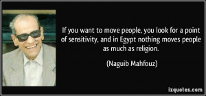More Naguib Mahfouz Quotes