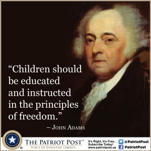 Quote: John Adams — The Patriot Post