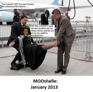 Picture Of The Day: MOOshelle January 2013
