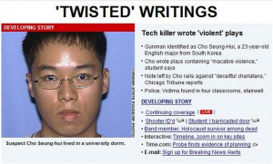 Breaking down barriers for Asians, one corpse at a time.