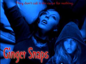 Ginger Snaps Background