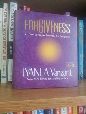 Iyanla Vanzant's Forgiveness Book