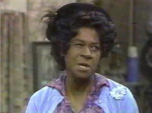 Marla Gibbs Aunt Esther Lawanda Paige Henrietta Washington