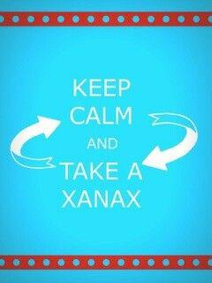 Xanax funny