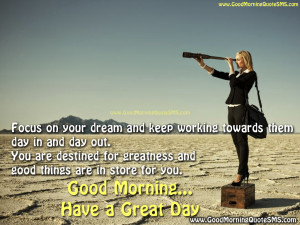 Good Morning Quotes – Words of Encouragement to Start Brighten your ...
