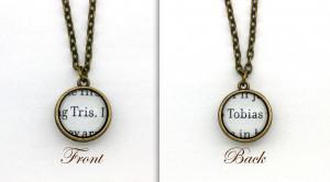 Divergent Quote Tattoo Divergent, 'tris' and 'tobias'