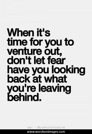 Venture quotes
