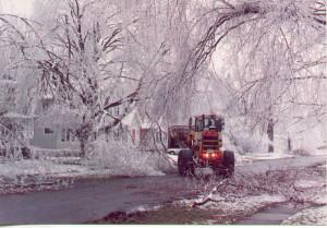 1991 Ice Storm Rochester NY