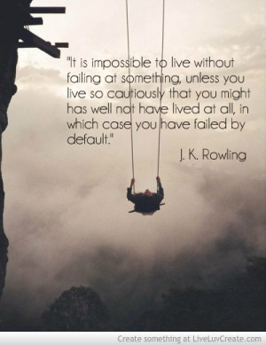 ... Pictures fear j k rowling motivational inspirational love life quotes