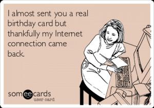 Birthday Ecards, Free Birthday Cards, Funny Birthday Greeting Cards at ...
