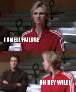 Funny Glee Quotes Sue Sylvester