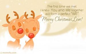 christmas love card, merry christmas love ecard, merry christmas love ...