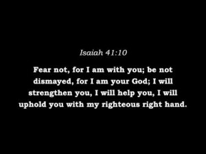 Bible Verses About Fear and Anxiety