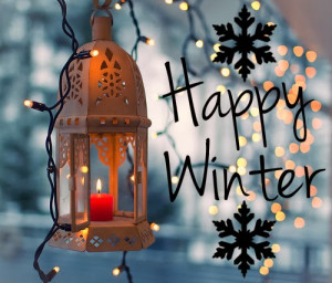 Happy Winter & Sharing YouTube Videos