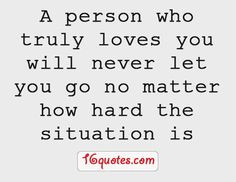 Go Back > Pix For > I Will Never Let You Go Quotes