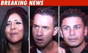Jersey Shore' Cast Member Dabbling in Cocaine