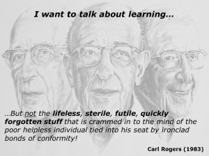Carl Rogers: Freedom to Learn- Panel - YouTube