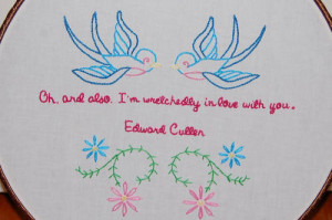 Topic: Edward Cullen Quotes w/pretty design extras :) (Read 4121 times ...