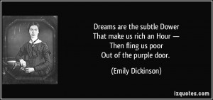 More Emily Dickinson Quotes