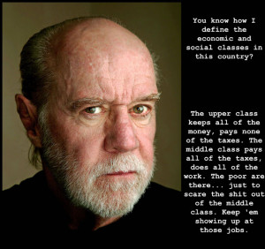Heavy Dose Of TRUTH Courtesy Of George Carlin