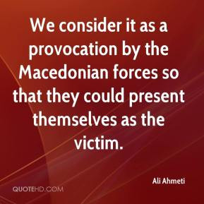 The Victim Quotes