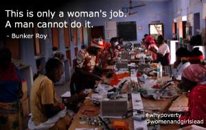 Indian entrepreneur Bunker Roy's Barefoot College, where rural women ...