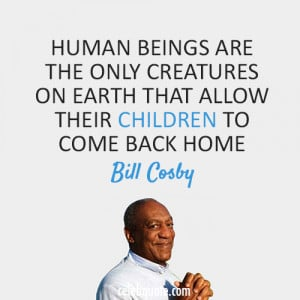 Friday Sillies: Bill Cosby Quotes